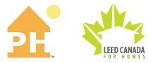 Targeting Passive House and LEED for Homes Certification